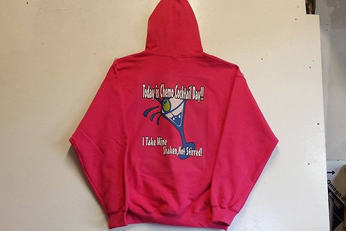 Chemo Cocktails Hoodie