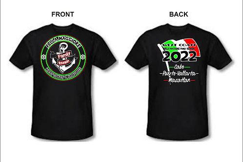 Della Maggiore Reunion Shirt WITH SPACE