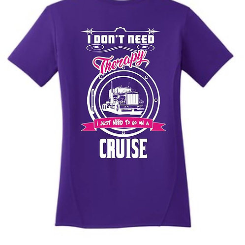 I just Need To Go On A Cruise Shirt