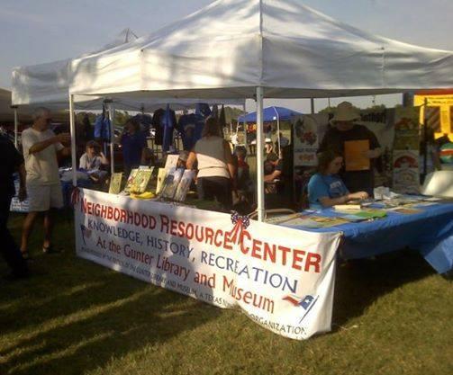 Neighborhood Resource Center Banner