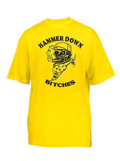 Hammer Down Bitches Shirt