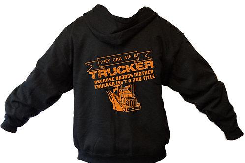 Mother Trucker Hoodie