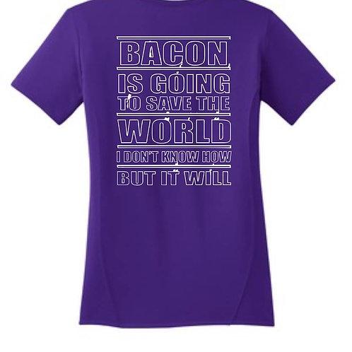 Bacon Save the World Shirt