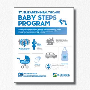 St. Elizabeth Healthcare Infographics