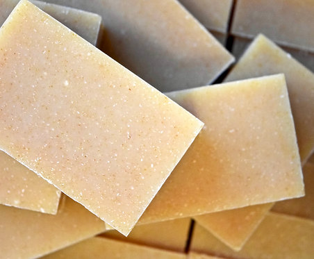 Bare Bars of Ecology Soap's Hippie Chick Patchouli Bar Soap