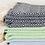 Thumbnail: 100% Organic Cotton Peshtemal Turkish Kitchen Towels