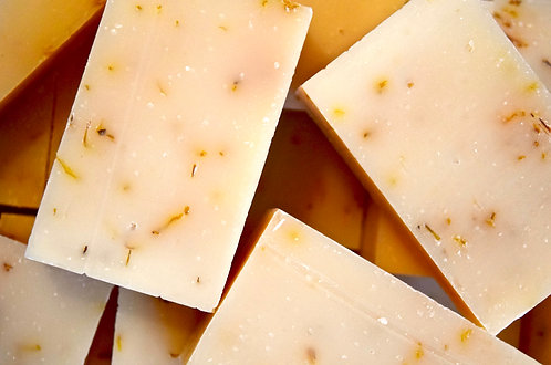 Bare Bars of Ecology Soap's Prairie Sage Bar Soap