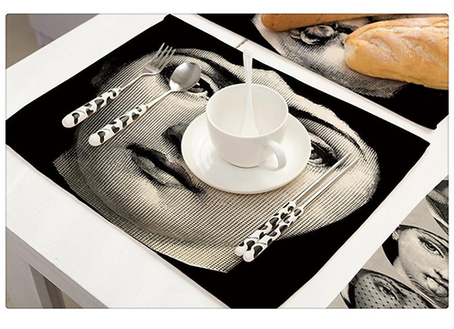 Cotton & Linen Fornasetti Placemats