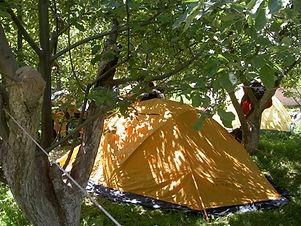 Turkestan yurt camp, tent, Kyrgyzstan.jp