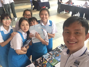 SMK Seri Indah School Fair