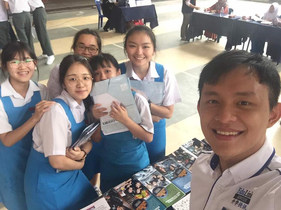 SMK Seri Indah School Fair