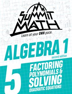 Algebra 1 Book 5