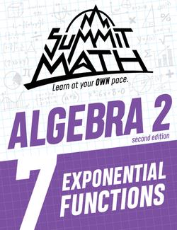 Algebra 2 Book 7