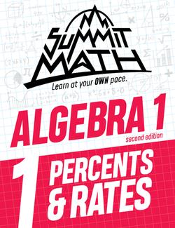 Algebra 1 Book 1