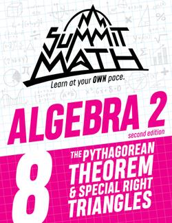 Algebra 2 Book 8