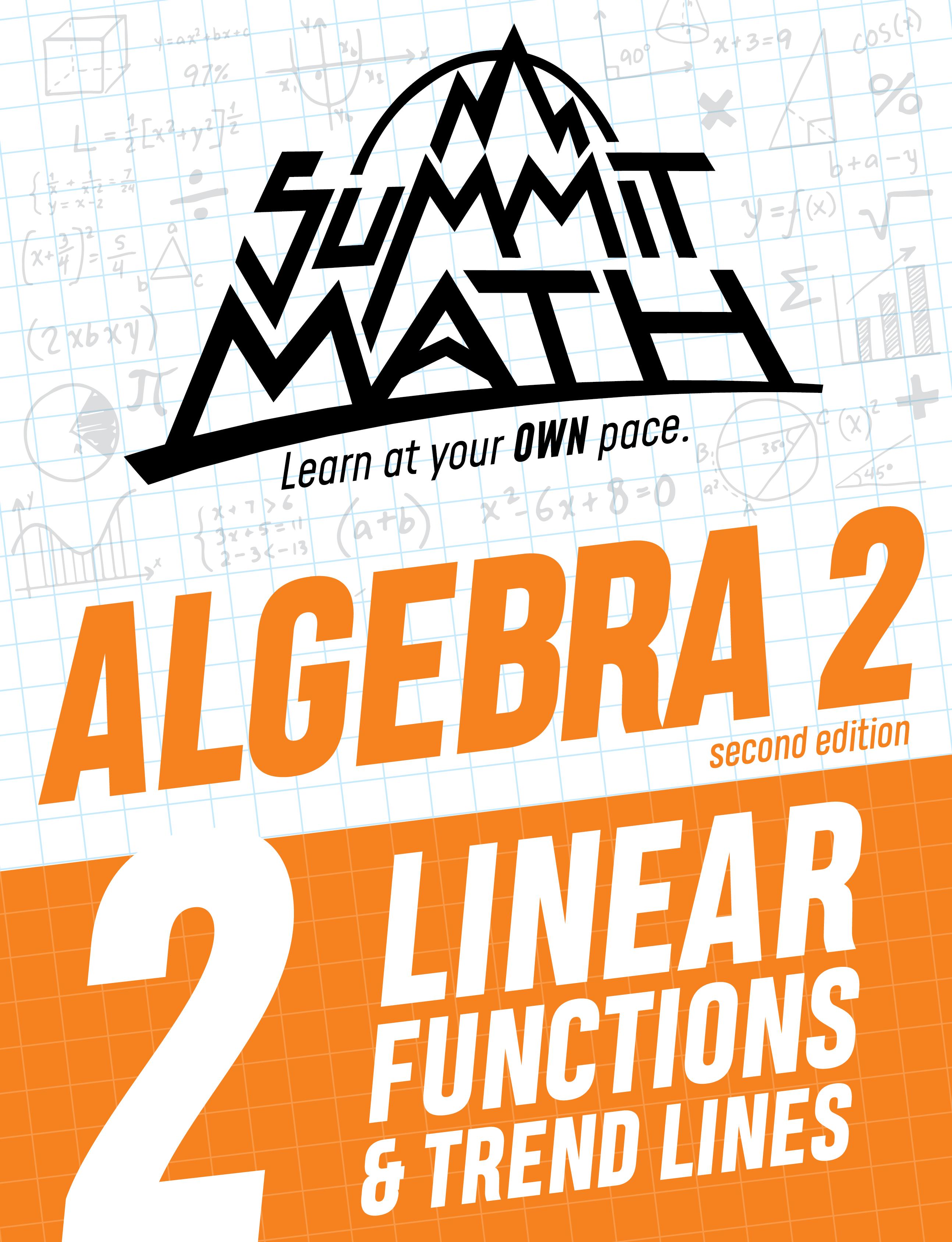Algebra 2 Book 2