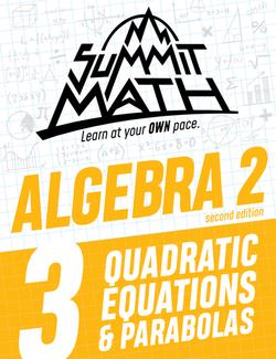 Algebra 2 Book 3