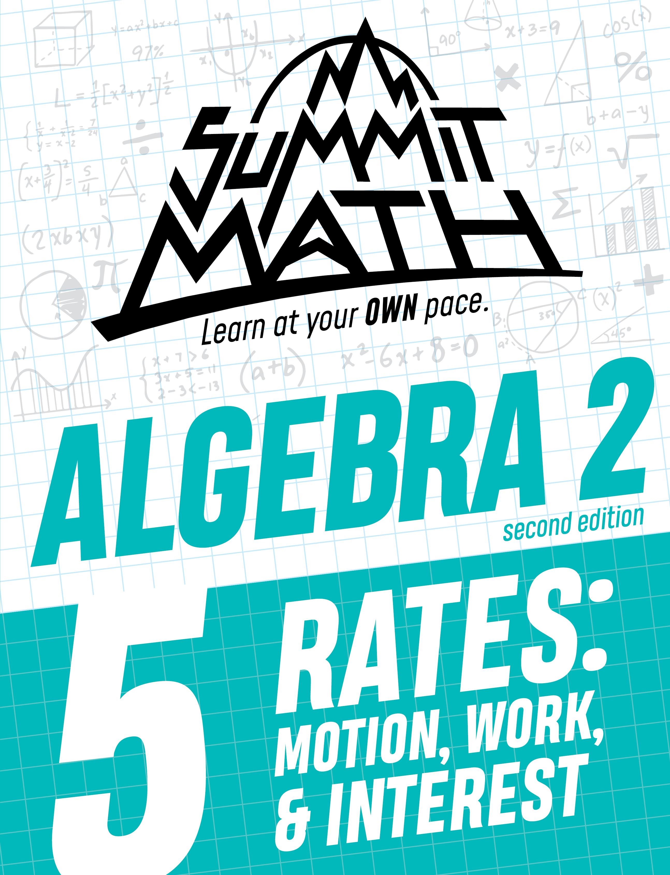 Algebra 2 Book 5