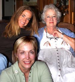 Angela,  Dame Daphne,  Becci