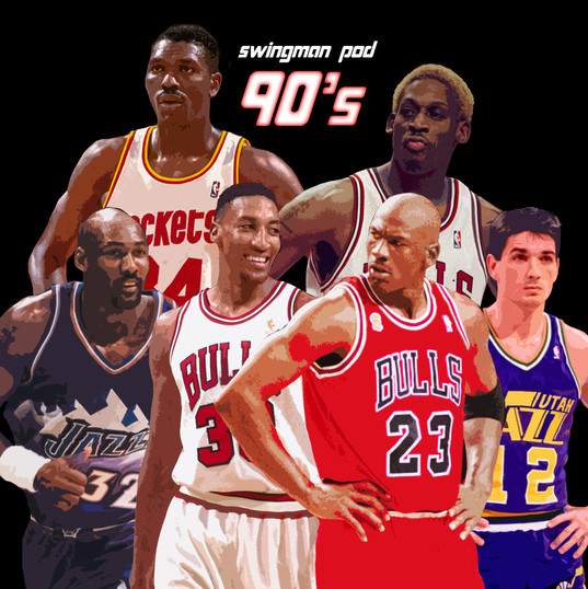 SWINGMANPOD TEAM OF THE 1990's