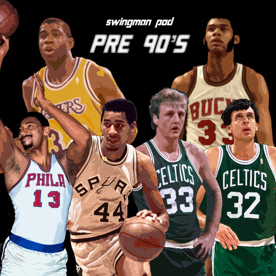 SWINGMANPOD TEAM OF THE PRE 90's