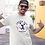 Thumbnail: Phoenix Rising Cheer Dad White T Shirt with Team Name