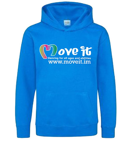 Move it Adult Hoodie