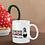 Thumbnail: Personalised Mug - Choose Love Gnome Matter What