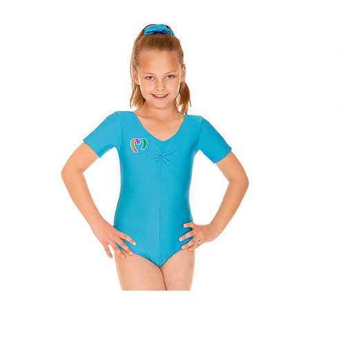 Move it Roch Valley Jeanette Short Sleeved Leotard Childs From £18.65