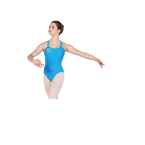 Move it IDTA Double Strapped Leotard (Matt Nylon) From £24.99