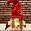 Thumbnail: Girl Red Nordic Gnome
