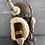 Thumbnail: Handmade Nordic Viking Boy Gnome with Brown Beard