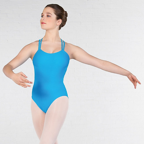 Move it IDTA Double Strapped Leotard (Matt Nylon) From £22.49