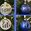 Thumbnail: Personalised 8cm 1st Christmas in our new house 2020 Christmas Tree Decoration B