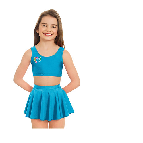 Move iT Logo Roch Valley Crop Top From £18.29