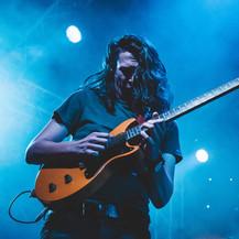 Matt on guitar