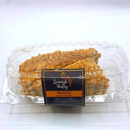 Medovik- Honey Cake