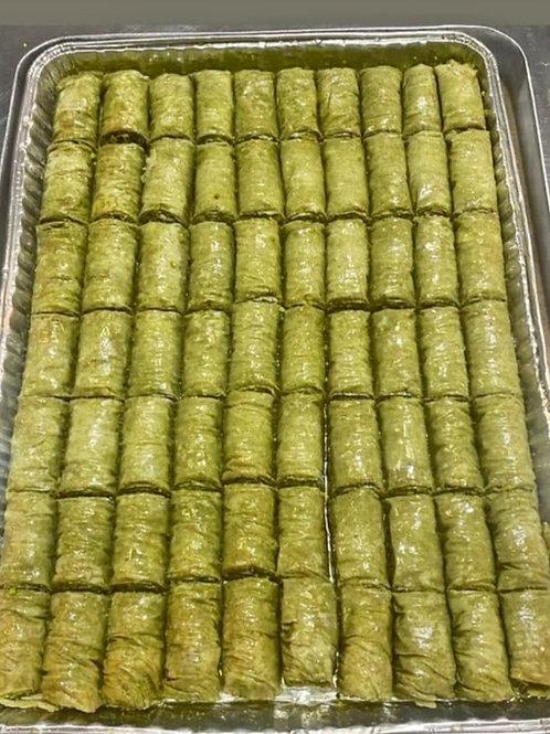 Pistachio Wrap