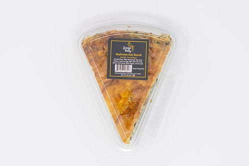 Mushroom Kale Bourek (Slice)