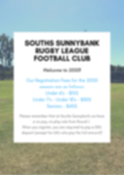 Souths Sunnybank Rugby League Football C