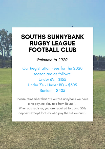 Souths Sunnybank Rugby League Football C