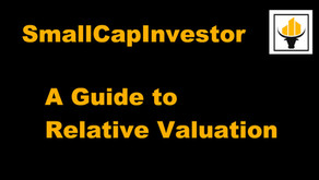 A Guide to Relative Valuation (JNH, DOC, WELL)