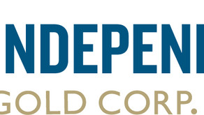 Drill Spec in the Blackwater Neighbourhood - Independence Gold (TSXV:IGO)