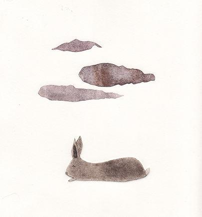 Kathleen Furey Island Rabbit IV Collogra
