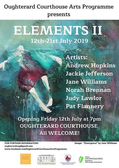 Elements II poster