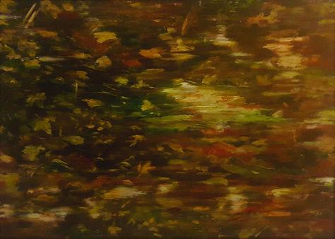 Autumn Pond - Olga Magliocco.jpg