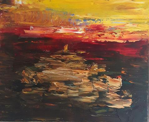 Sunset on the Bog - Olga Magliocco.jpg