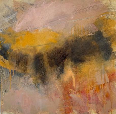 leah Beggs 2021 - Oil on Canvas - 60 x 60cm - SUN SOAKED I.jpg