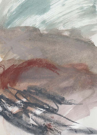 Leah Beggs 2019 - Acrylic on Paper - 13.5 x 18cm - STUDY 206.jpg