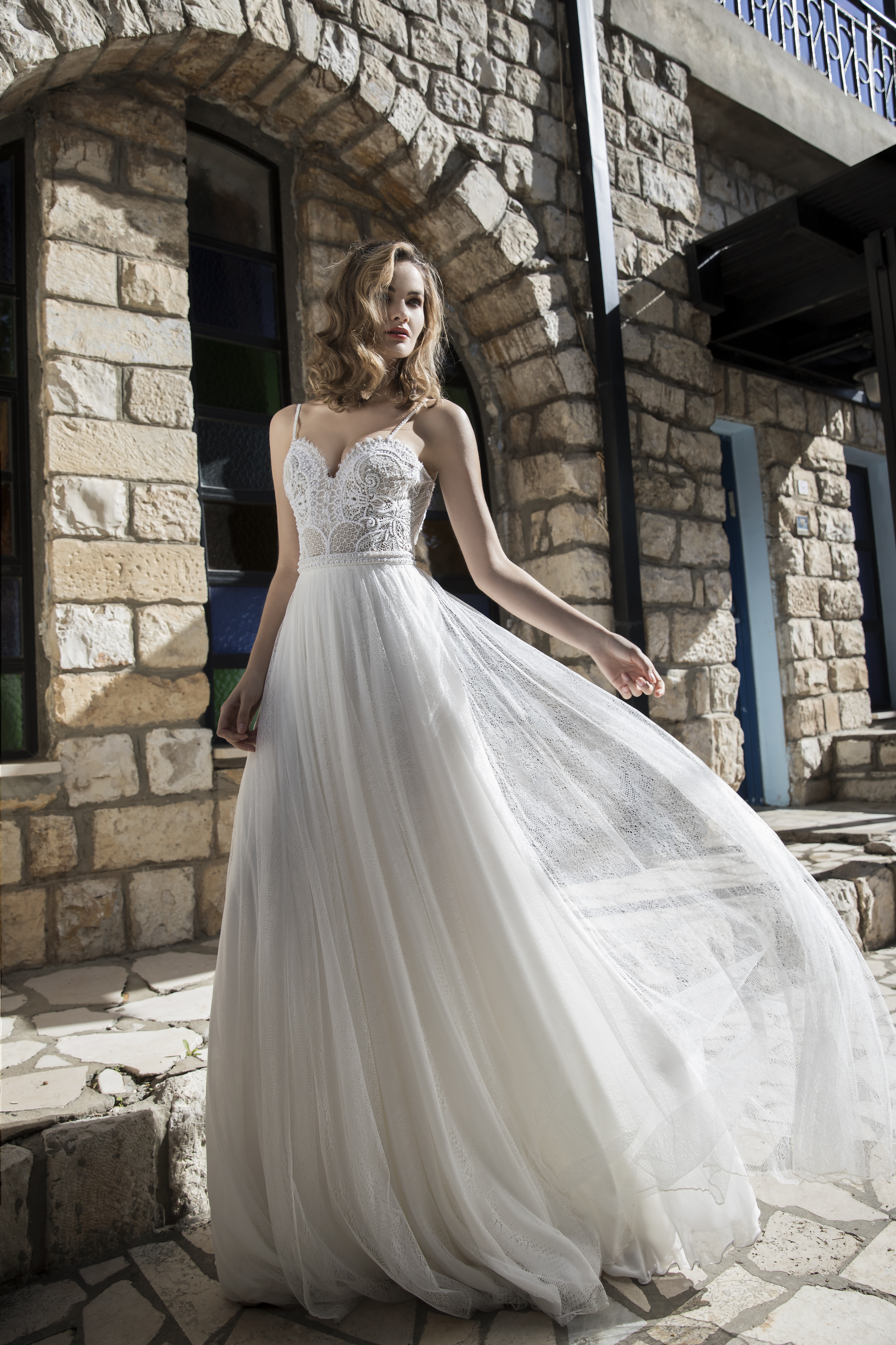 שמלת כלה דגם אוליביה Olivia